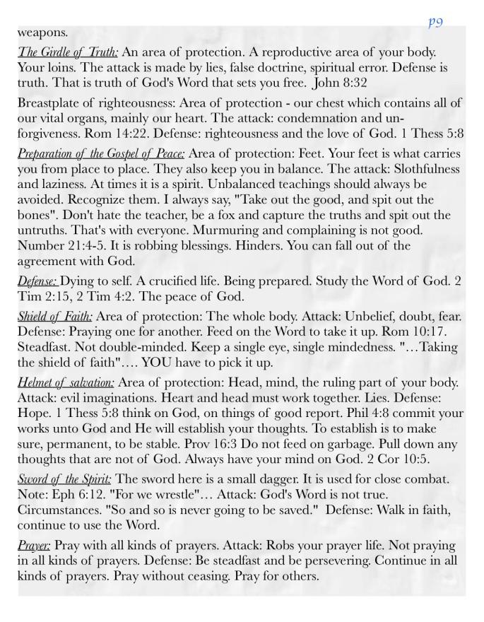 Spiritual Warfare NBBI 10