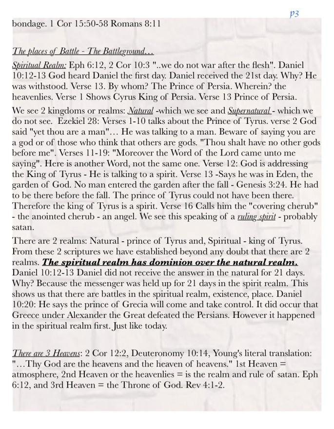 Spiritual Warfare NBBI 4